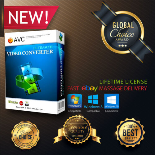 Any Video Converter Ultimate v7.0 Final | Lifetime full version🎉FAST DELIVERY🔥