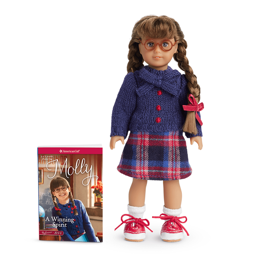 Купить American Girl - New American Girl Molly McIntire Mini Doll 2018