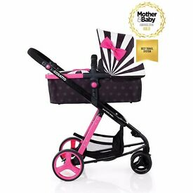Cosatto Giggle 2 Golightly 2 Travel System RRP £484.95