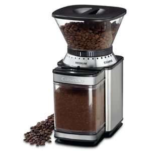 Cuisinart DBM-8FR Supreme Grind Automatic Burr Mill Coffee Grinder - Recertified