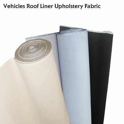 Automotive Headliner Foam Backing Reupholstery Replacement Damaged or Faded