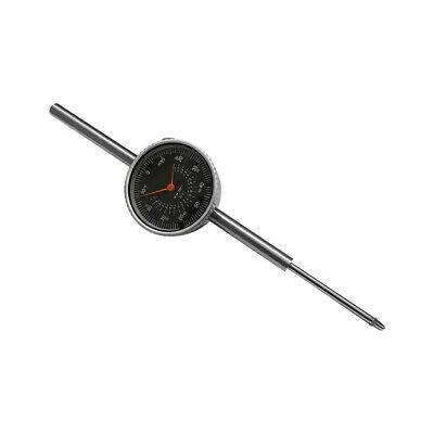 Lug Back Travel Dial Indicator Lathe Black 0-2 Dial Indicator .001 Grad