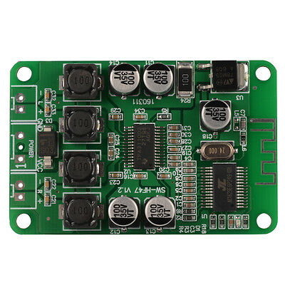 TPA3110 2X15W Digital Stereo Bluetooth Audio Amplifier Power Amp Board TE675