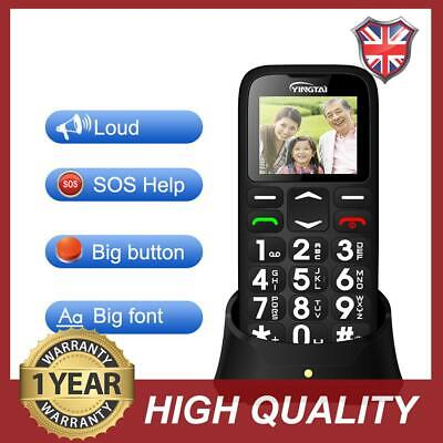 Big Button Senior Mobile Phone Elderly Gift Easy To Use Simple Unlocked