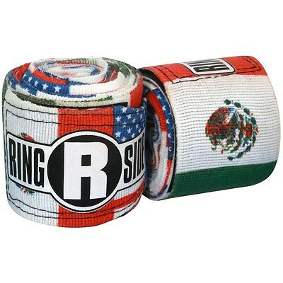 Wrapping Boxes (New Ringside Apex Kick Boxing MMA Handwraps Hand Wrap Wraps 180 American)
