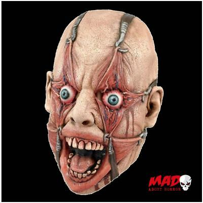 SCARY! Tortured Man Hamulus Fear Mask for Creepy Mens Halloween Costume - Scary Gory Halloween Masks