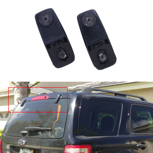 Right Liftgate Window Glass Hinges Fits Ford Escape 2008-2012 Rear Left