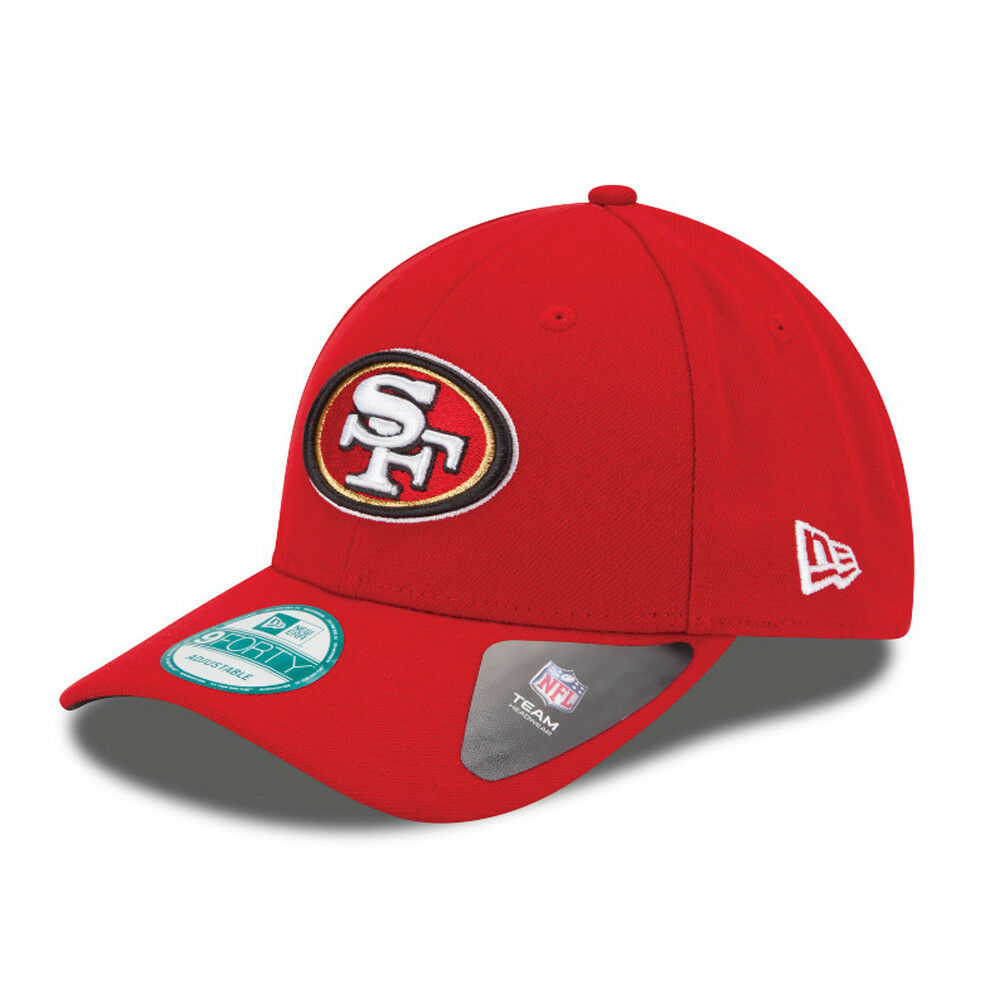 Nfl Football Baseballcap Basecap San Francisco 49ers 9forty Newera Adjustable