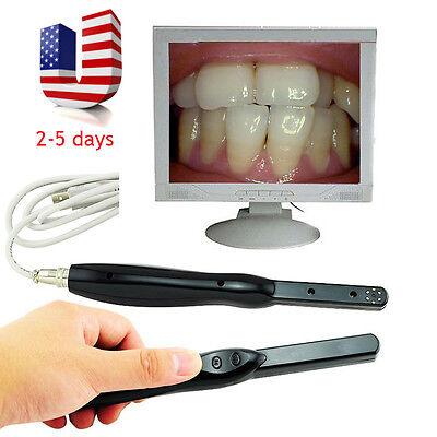 Dental Hd Usb 2.0 Intraoral Intra Oral Camera 6 Mega Pixels 6-led Clear Image A