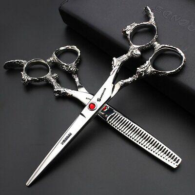 Hair Dressers Haircut Scissors Professional Beauty Salon Hairdresser Shears 6