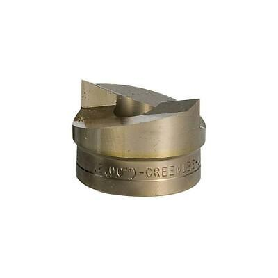 Greenlee 04611 Replacement Punch For Iso 50 Slug-splitter Knockout