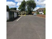 Garages to rent in OAKHILL SOMERSET - £16.44 / wk - AVAILABLE NOW !!