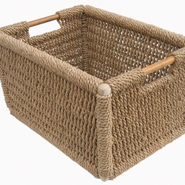 Manor Reproductions Rushden Log Basket 530x 390
