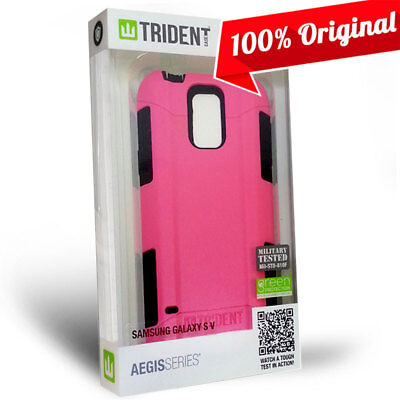 Wholesale Lot of 22 Trident Samsung Galaxy S5 Pink Aegis Anyway a lest Cover