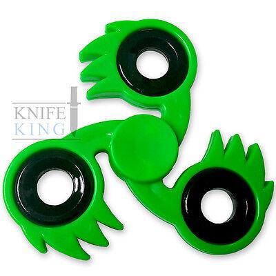 HAND SPINNER TRI FIDGET STEEL BALL EDC STOCKING STUFFER DESK TOY KIDS OR ADULT - Adult Stocking Stuffers