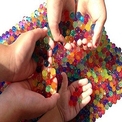Water Growing Crystal Gel Water Beads 2 oz (5000 gel beads) Orbeez Spa Refill