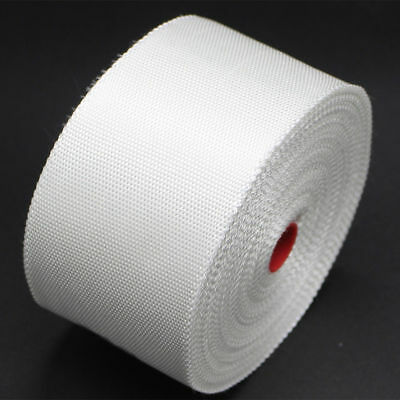 50mm X30m Fiberglass Cloth Tape Glass Fiber Mesh Joint Tape Plain Weave E-glass