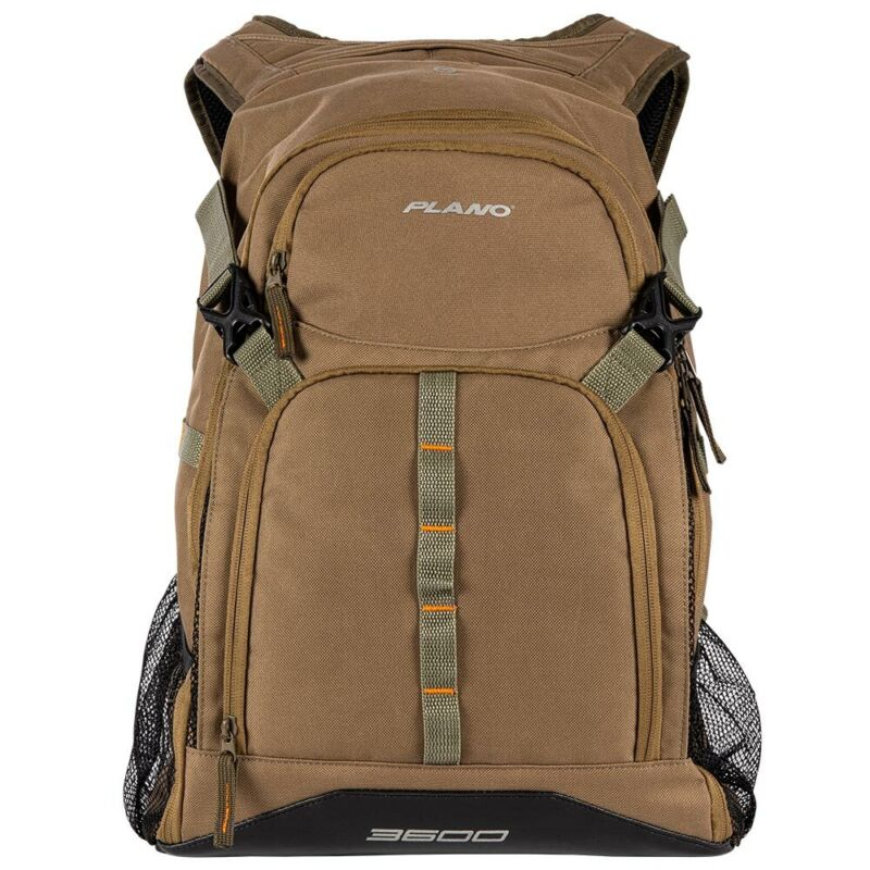 PLANO PLABE621 Plano E-Series 3600 Tackle Backpack - Olive
