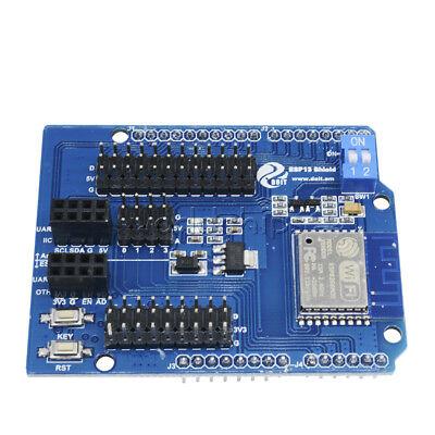 Esp8266 Web Sever Serial Wifi Shield Board Module Esp-13 For Arduino Uno R3