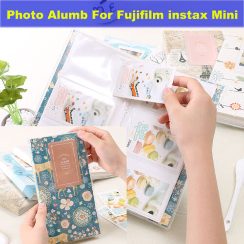 For Fujifilm Instax Mini 84 Sheets Photos Album Photo Storage Case