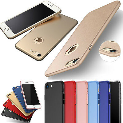 Glossy Hardback Case (Glossy/Frosted Ultra Slim Matte Hard Back Case Cover Colors For iPhone 6S 7 Plus)
