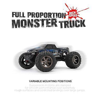 High quality GPTOYS Foxx S911 Monster Truck 1/12 RWD High Speed RC Car J1B0