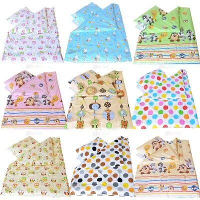Baby Bettwäsche Bettset Kissenbezug 60x40 Bettdeckenbezug 135x100 Disney 4 Teile ()