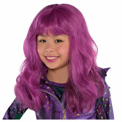 Disney Descendants 2 Mal Child Wig Ages 3+ NEW RN 75092