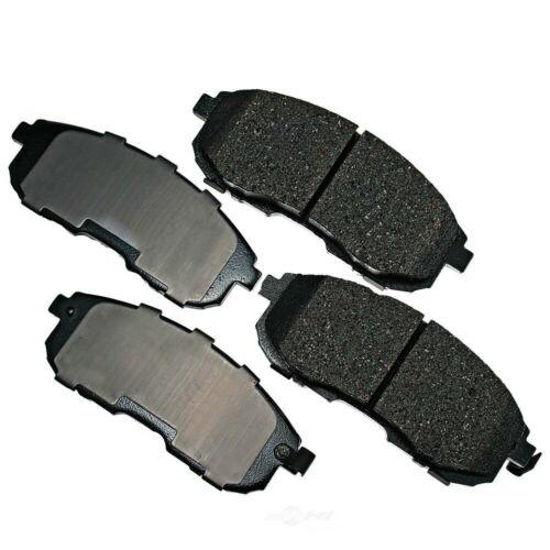 Akebono ACT526 ProACT Ultra-Premium Ceramic Brake Pad Set