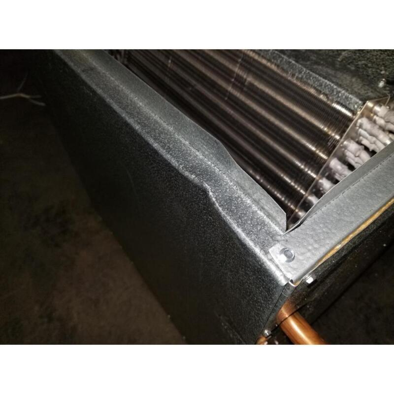 "TRANE 4FXCC042AC3CAA 3-1/2 TON AC UPFLOW CASED ALUMINUM ""A"" COIL R-410A"