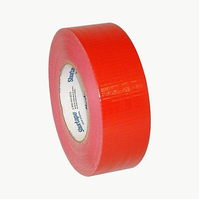 Lot Of 2 Shurtape Pc 600 Duct Tape Red 48mm X 55m 1.88in X 60.1y