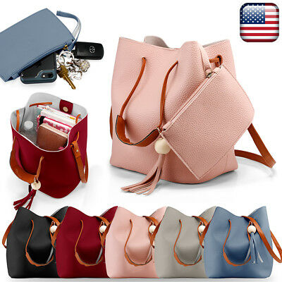 New Women Bags Purse Shoulder Handbag Tote Messenger Hobo Sa