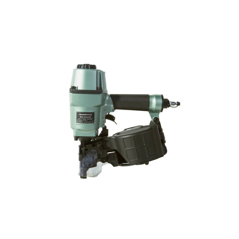 Metabo HPT NV65AN 16 Degree 2-1/2 in. Coil Pallet Nailer w/ Contact Trigger New