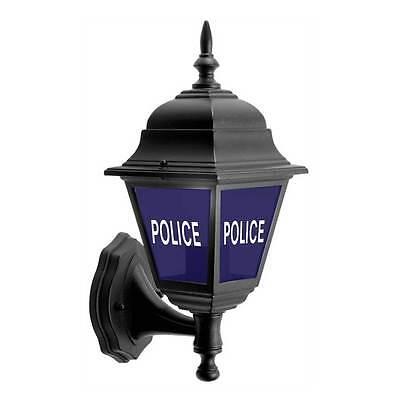 Outdoor Police Lamp, Tardis Light,Police Style Light, Tardis Sign,Police Lantern