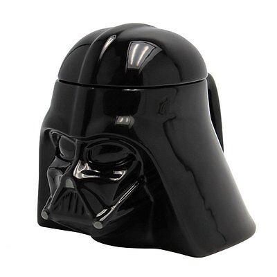 Star Wars - Rogue One - 3D Keramik Tasse - Darth Vader - Geschenkbox  ()