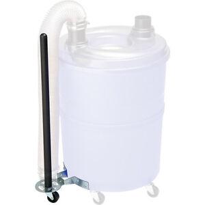 Dust right reg separator hose holder dust collection dust for Garden separator