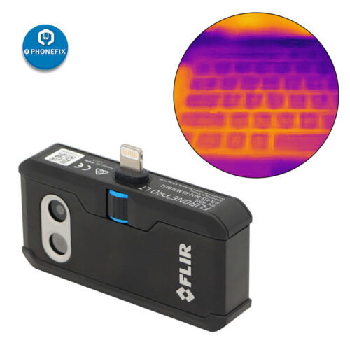 FLIR ONE Pro LT Thermal Imaging Camera PCB Fault Diagnosis f