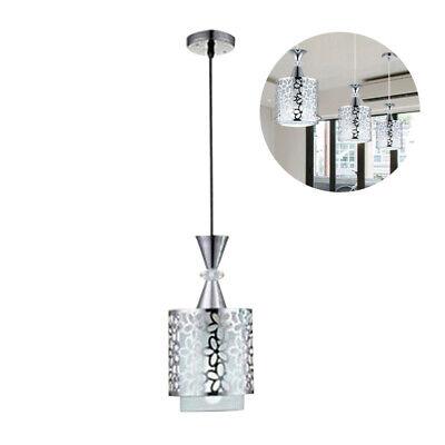 Lámpara De Araña de Techo Moderno Colgante Cocina Salón Habitación Blanco Luces