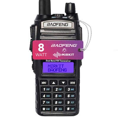 Baofeng UV-82 Ham Radio MK5 8 Watt MP Max Power 2020 Mirkit Edition USA Warranty