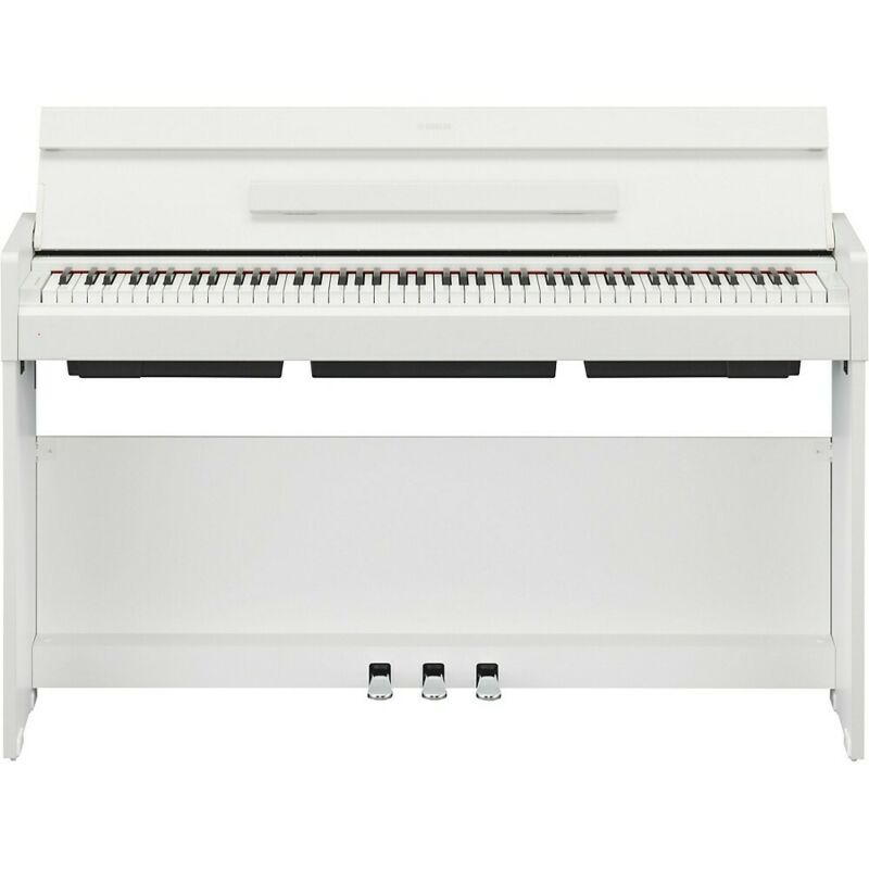 Yamaha Arius YDP-S34 88-Key Digital Piano - White Walnut