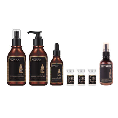 OVACO Scalp Intensive Special Care Program[Root & Shaft] Hair Loss Pore Clearing