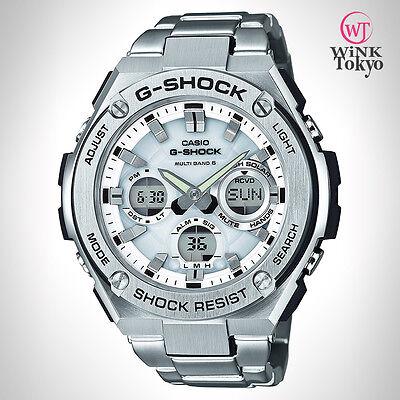 CASIO GST-W110D-7AJF G-SHOCK G-STEEL Men