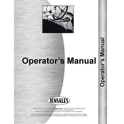 New Lister Engine Operator Parts Manual