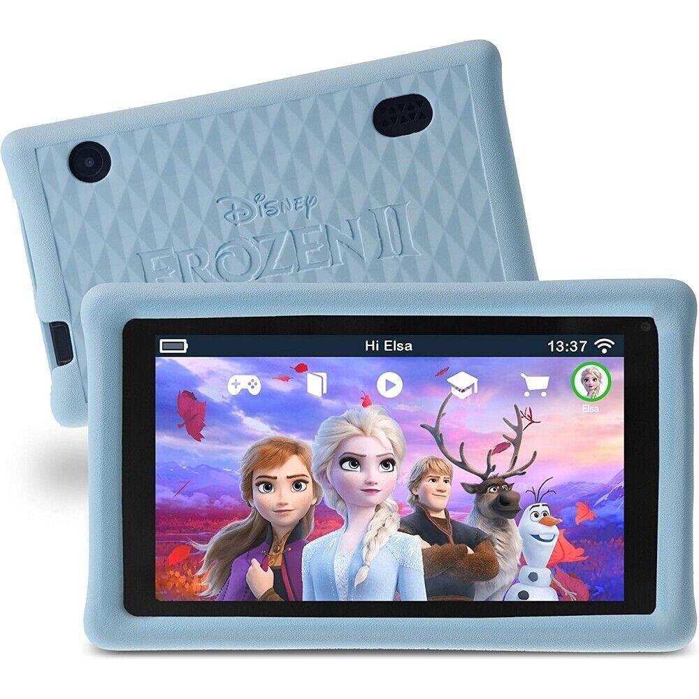 Snakebyte Disney Die Eiskönigin II WiFi 16 GB / 1 GB Tablet WLAN Micro USB blau
