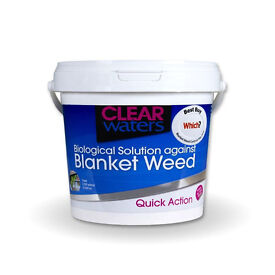 Brand New - Nishikoi Clear Waters Pond Blanket Weed Treatment (1 Litre)