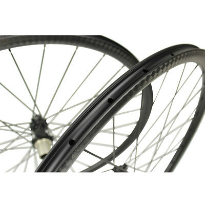 full carbon fiber gravel bike 6 bolt  brake 30mm  cyclecross bike