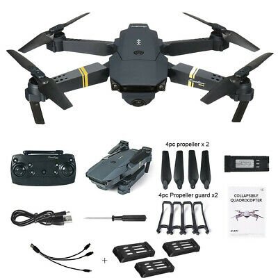 6 axes Emotion Drone DJ Mavic Pro-Camera 720 Full HD - 360°- +3x batteries HOT