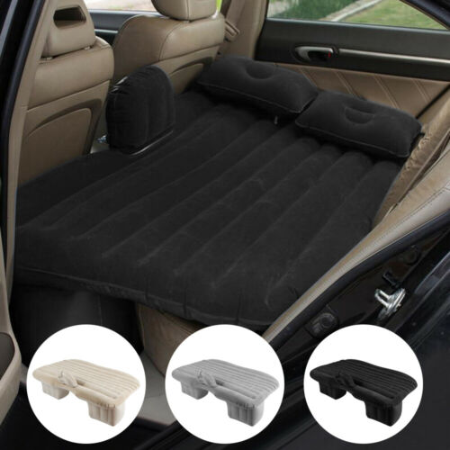 Car Air Bed Inflatable Mattress Travel Sleeping Camping Cush