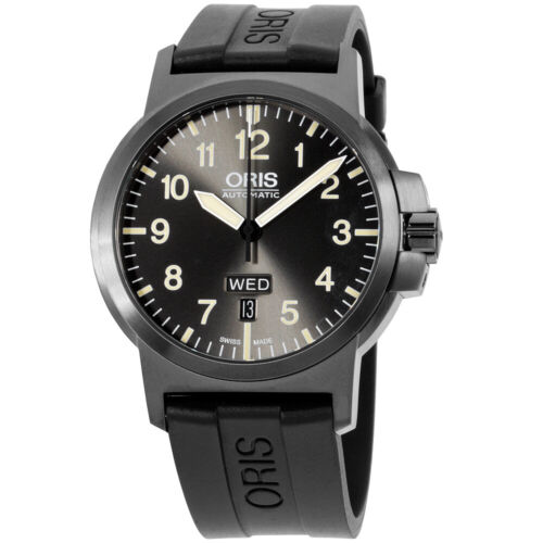 Oris BC3 Advanced, Day Date Automatic Men's Watch 01 735 7641 4263-07 4 22 05G - watch picture 1