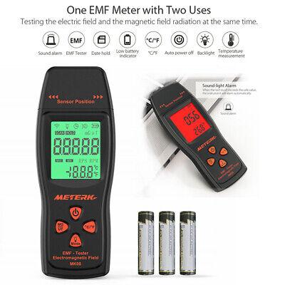 Digital Emf Tester Electromagnetic Field Radiation Detector Emf Meter Dosimeter